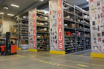 Bauhaus Dänemark Referenz