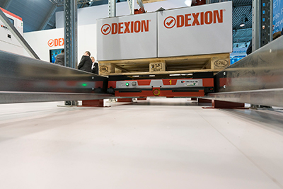 Dexion Shuttle System